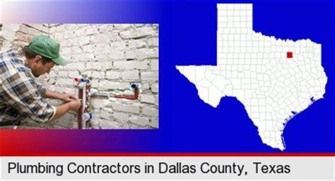 plumbing contractors in dallas county