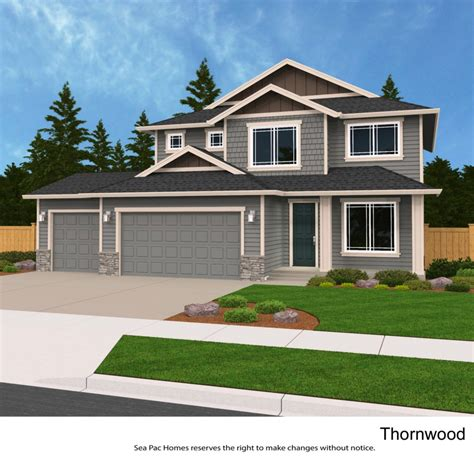 seattle pacific homes washington state landcast