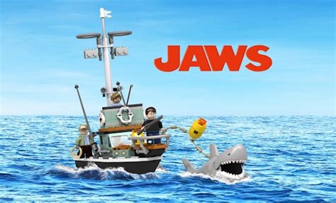 jaws home edition version 2018 canadialog jaw dropping jaws lego set