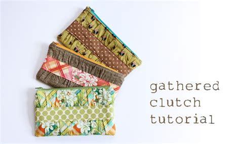 Handmade Clutch Bags Tutorial - craftionary