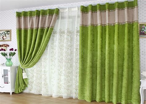 spring green curtains which curtain is the best for your home interior design
