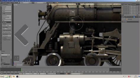 blender tutorial train blender tutorial build a train part13 youtube