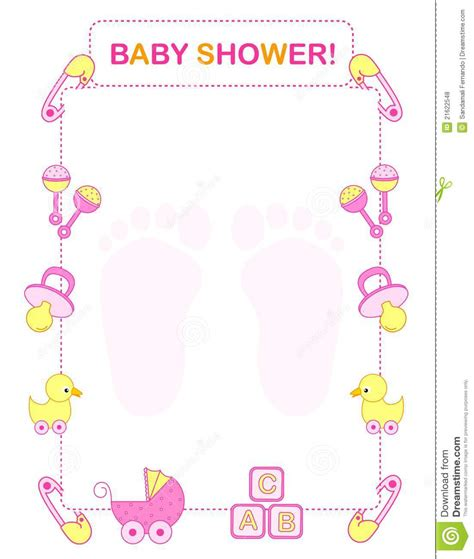Free Baby Shower by Free Printable Baby Shower Clip 59
