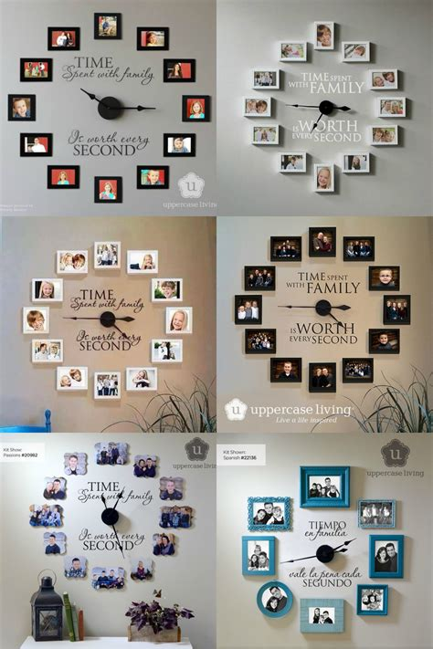 how to put photos on wall without time spent with family is worth every second photo wall