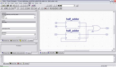 xilinx test bench tutorial 100 xilinx test bench tutorial ece 2372 modern digital system design section 4