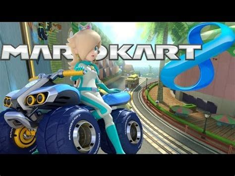 Cup Slime 50cc mario kart 8 part 3 100cc cup dual let s play