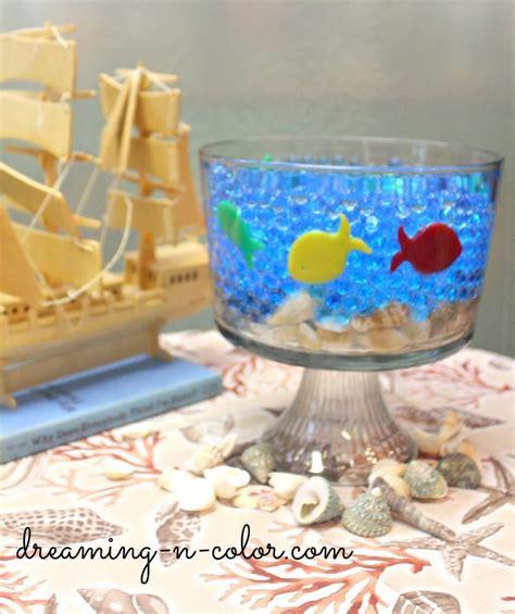 best 25 fish bowl centerpieces ideas on bowl