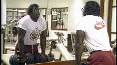 marcus dupree bench press the best that never was marcus dupree youtube