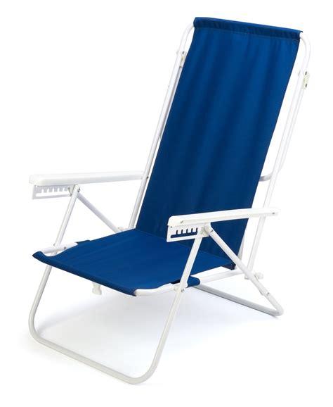 high back beach chair reclining 7 position high back steel tube beach chair by trademark