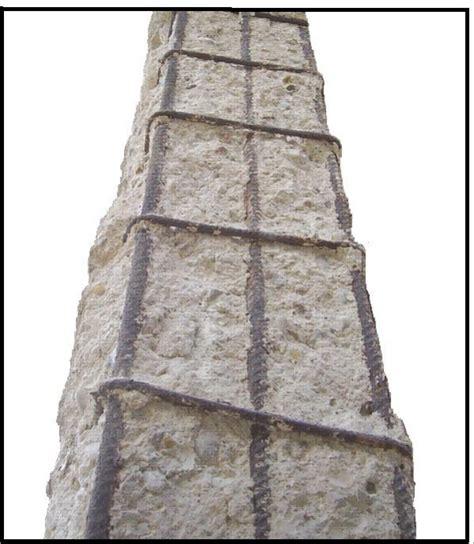 Colonne In Cemento Armato by Pilastri In Cemento Armato Ripristino Delle Strutture