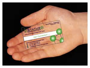 plastic see through business cards plastic card factory is a printer and maker of transparent plastic cards