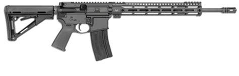 mi flw16rm mi 16 inch mid length lightweight rifle, .223
