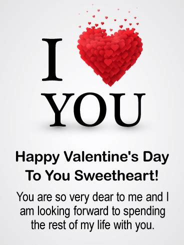 happy valentines day sweetheart s day cards 2019 happy s day