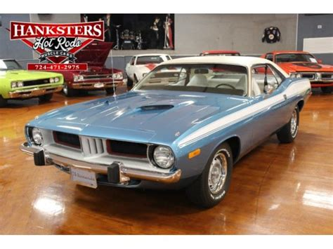 1974 plymouth barracuda 1974 plymouth barracuda for sale on classiccars 5