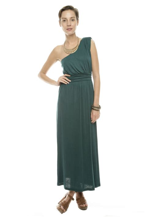 One Shoulder Maxi Dress one shoulder maxi dress shoptiques