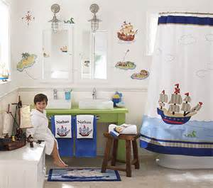 Little Boy Bathroom Ideas | 10 cute kids bathroom decorating ideas digsdigs
