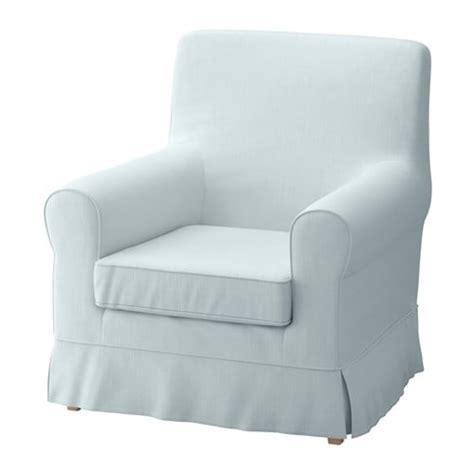 poltrona ektorp ikea jennylund fotel nordvalla jasnoniebieski ikea