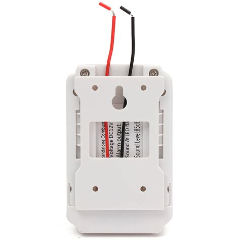 Alarm Gas Detector 12v combustible gas leak lpg gas detector propane