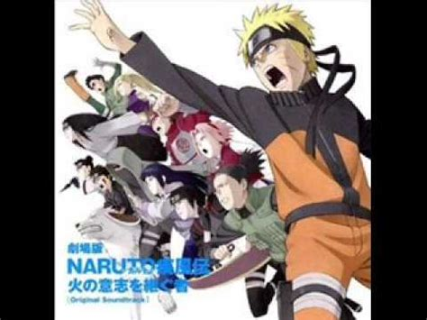soundtrack sedih film naruto naruto shippuden movie 3 soundtrack ost parte 1 1 6