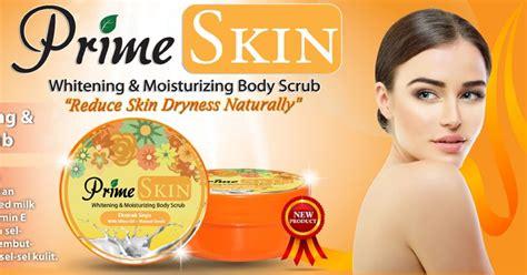 Vitamin Vitamale prime skin whitening dan moisturizing scrub gudang