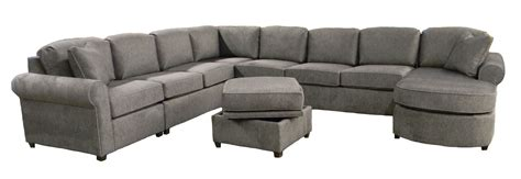 custom sectional sofa cu2 custom cuddle sectional sofa by
