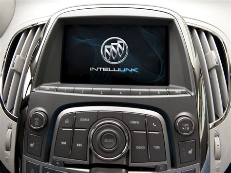 buick and gmc brands get new intellilink vehicle