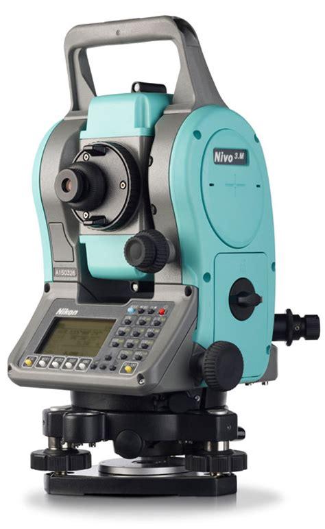 Charger Nikon Nivo nikon nivo 5 m total station demo special used equipment allen precision equipment