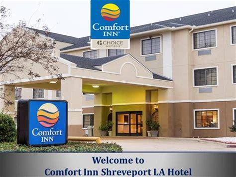 comfort inn la comfort inn shreveport la hotel authorstream