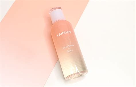 Toner Laneige laneige fresh calming line review reviews more