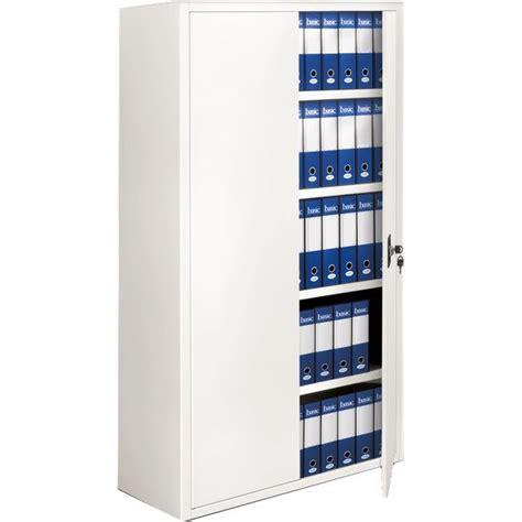 armadi archivio ufficio armadi archivio a porte battenti tecnical 2 bianco 4