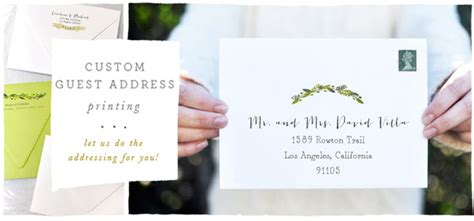 can you print addresses on wedding invitations wedding invitations by smitten on paper a giveaway