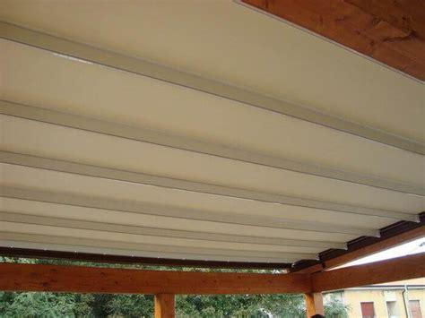 tettoia scorrevole pergola con copertura in tenda scorrevole amalegno