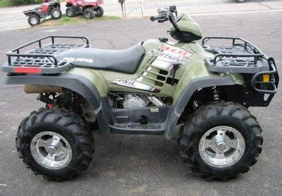 Cars And Technology 1999 Polaris Sportsman 500 Parts