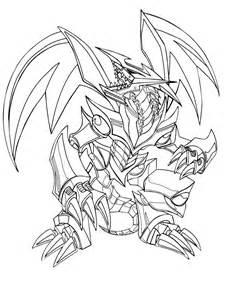 monster card red eyes black metal dragon coloring kids