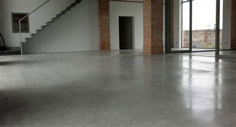 cemento pavimenti interni pavimenti in cemento levigati per interni new edil pavi