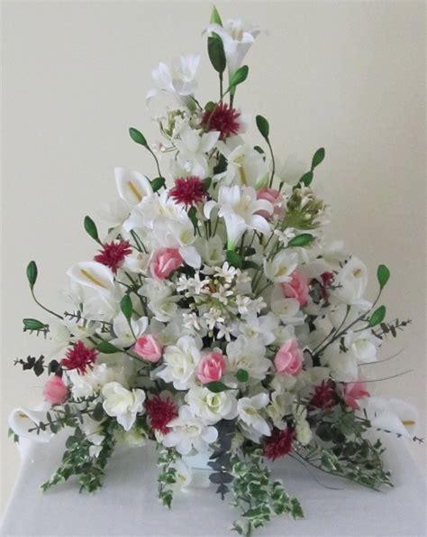 composizioni fiori finti composizione di fiori finti