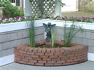water features for any budget diy hardscape building