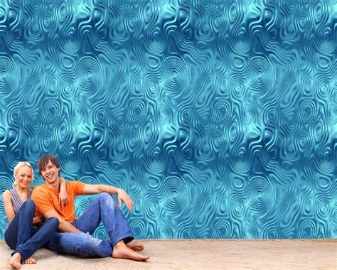 Wall Art Wallpaper Murals Tropical Water Climax Sea Ocean Blue 3d Wallpaper Wall