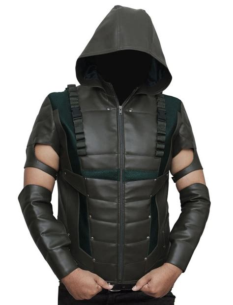 Armour Kaos Oblong Tr01 Black stephen amell hoodie oliver arrow series season 4