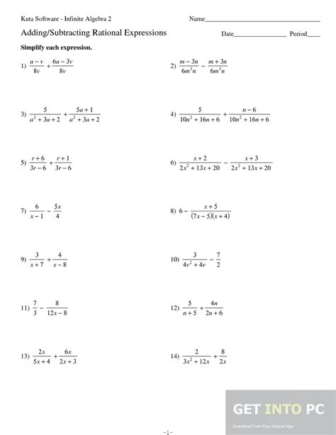 Algebra Ii Worksheets by Algebra 2 Math Worksheets Algebra One Review Set A Worksheets For Teachers Free Glencoe