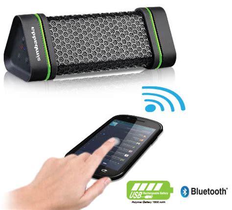 Speaker Bluetooth Simbadda S151 daftar 6 speaker bluetooth terbaik portable 2017
