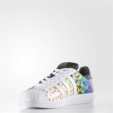 Pride To Pack adidas superstar quot pride pack quot shoe engine