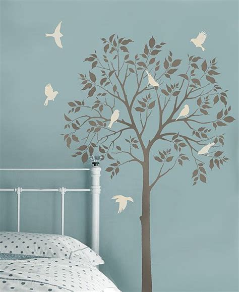 large tree template for wall best 25 bird stencil ideas on free stencils