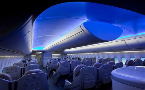 747 8i Interior by Flying Design Boeing 747 8 Intercontinental By Teague Dzn World