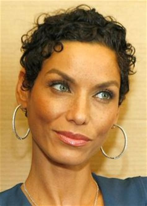 nicole mitchell short curly casual hairstyle 1000 images about short curly haircuts on pinterest