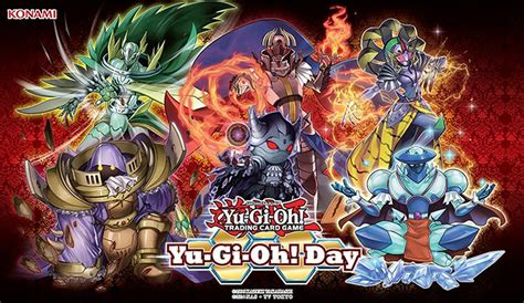 On The Mat Gi by Yu Gi Oh Day Coming Jan 30 31 2016 Yugioh World