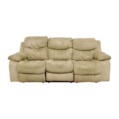 ashley furniture dual reclining sofa beautiful beige reclining sofa marmsweb marmsweb