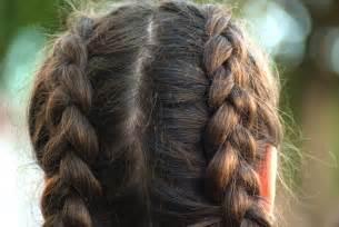 Hair Rug Haren Vlechten Ook Jij Kan Het Met De Tips Van Knoop Amp Knot
