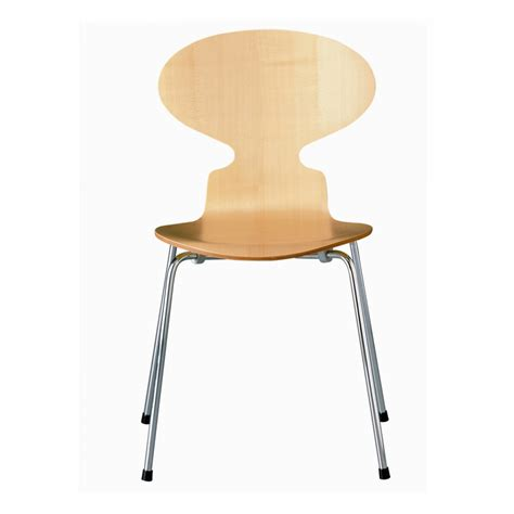 Brands Chair by Ant Chair 4 Leg Wood Veneer Fritz Hansen Brands More