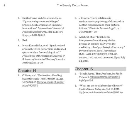 Snyder Detox Power by The Detox Power Endnotes Photo Credits 171